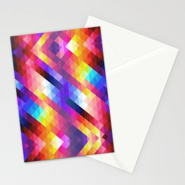 HIPSTER GEOMETRY Stationery Cards