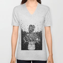 Perception Unisex V-Neck