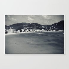 Old-New St. Maarten Canvas Print