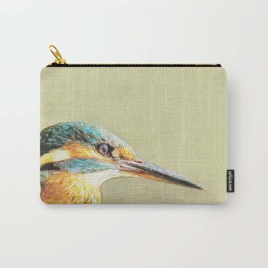 KINGFISHER - Stop And Stare Carry-All Pouch