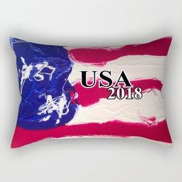 USA Olympics II Rectangular Pillow