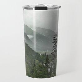 Mountain Valley of Forever Travel Mug