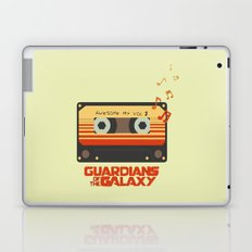Music, Guardians of the Galaxy, Movie Laptop & iPad Skin