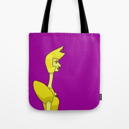 yellow diamond   Tote Bag