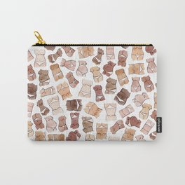 Hello, girls! // Boobs and butts Carry-All Pouch