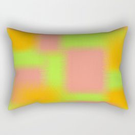 Fruity Patchwork Rectangular Pillow
