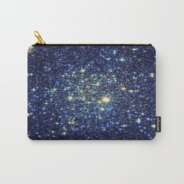 galaxY Stars : Midnight Blue & Gold Carry-All Pouch
