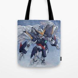 Gundam wing Zero cut ver. Tote Bag