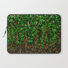 Abstract Forest Laptop Sleeve
