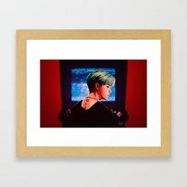 iKON Jinhwan Framed Art Print