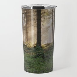 Winter Sunbeams Travel Mug