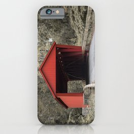 Little Gunpowder Falls Bridge iPhone Case