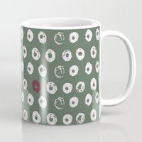 potato Mugs featuring Potato by LutraLutraCards