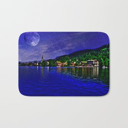 Lake Schliersee Germany Bath Mat