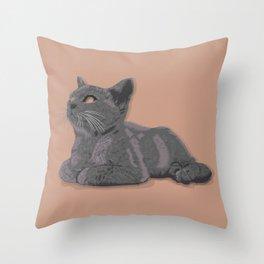 Possessed Throw Pillow