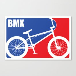 BMX Canvas Print