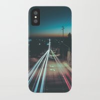 alabama iPhone & iPod Cases featuring Alabama Hill by Bronson Snelling