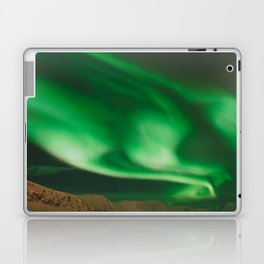 Northern Lights in Norway Laptop & iPad Skin