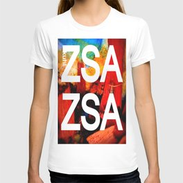 Zsa Zsa (for Craig) T-shirt