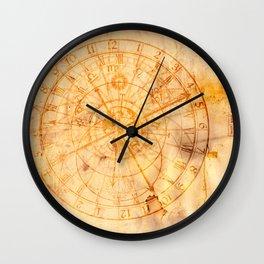horoscope signs Wall Clock
