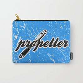 Propeller    1 --- clear2land.net copyright Carry-All Pouch