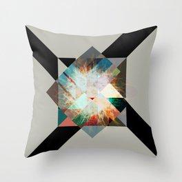 Industrial Sabotage Throw Pillow