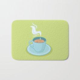 Hot Coffee, Not! Bath Mat