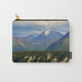 Northern Chugach Mountains Carry-All Pouch