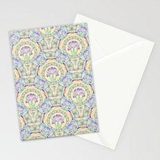 Iris Nouveau Stationery Cards
