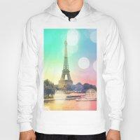 paris Hoodies featuring Paris. by WhimsyRomance&Fun