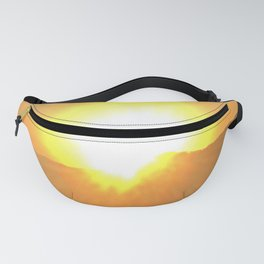 Asheville Sunrise Fanny Pack