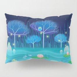 Treescape 3 Pillow Sham