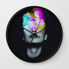 Lucide Wall Clock