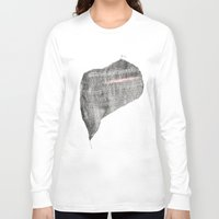 knit Long Sleeve T-shirts featuring Knit Heart by Acorner