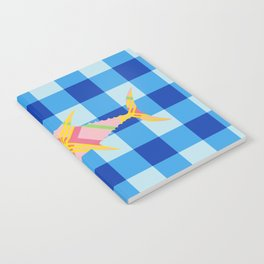 FISH STRIPES Notebook