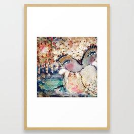 Love Me Still Framed Art Print