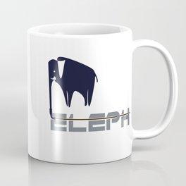 Elephant hose logo Coffee Mug