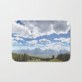 Canada, Rocky Mountains Bath Mat