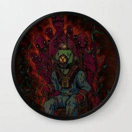 Murky Wall Clock