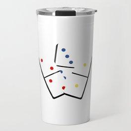 Dominos Travel Mug