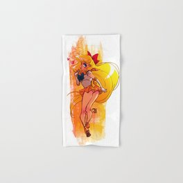 Sailor Venus Hand & Bath Towel