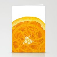 martell Stationery Cards featuring A Clockwork Orange by Sophie Martell