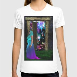 Keeper of the universe T-shirt