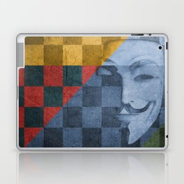 Patchwork 2: The Quickening Reloaded Laptop & iPad Skin