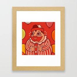 Good Ol' Gacy Framed Art Print