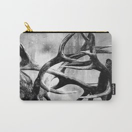 Fighting Moose Carry-All Pouch