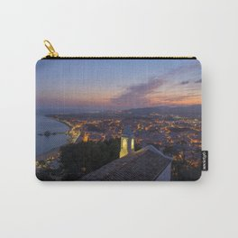 Hermitage and views of Blanes Carry-All Pouch