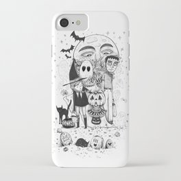 Halloween toothache iPhone Case