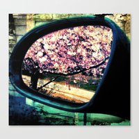 positive Canvas Prints featuring Positive by Farah Khan