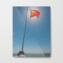 Windward Metal Print